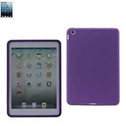 Reiko Premium Silicone Protector Cover Soft Case for Apple iPad mini (SLC10-IPADMINIPP)
