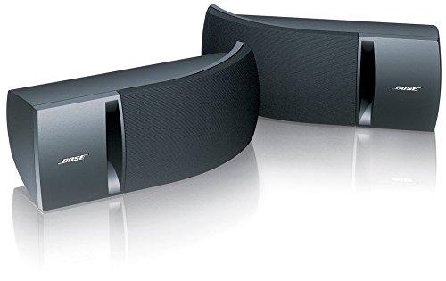 Bose--Speaker-System-bis-100-Watt-Amplifier-1-Paar-schwarz