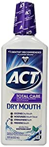 Act Act Total Care Dry Mouth Rinse Mint