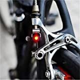 Banggood V Brake Light LED Tail Light Safety Warning Light For Bicycle Bike