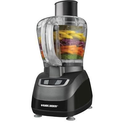 1 - BD 7c Food Processor GryBlk