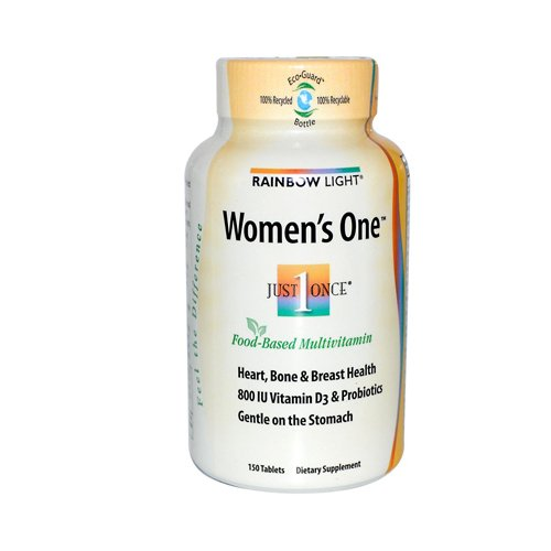 Rainbow Light: Women'S One Multivitamin, 150 Tabs