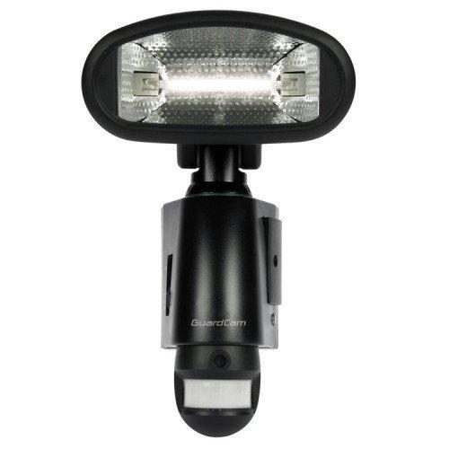 X6- 3 In 1 Digital Camera Recorder Pir Led Security Floodlight & Audible Alert Speaker
