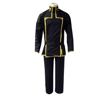 Code Geass Cosplay Costume - Ashford School Male XX-Large