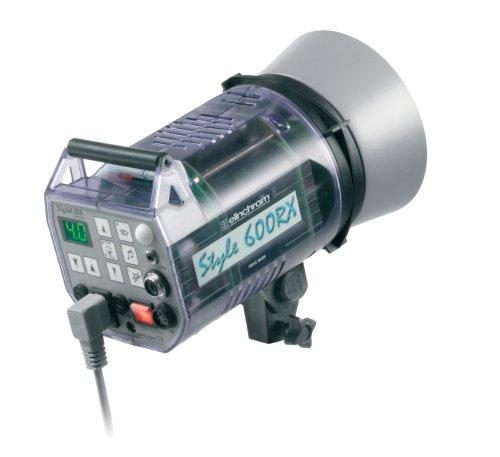 Elinchrom EL 20726 Digital Style 600RX Compact Flash Unit