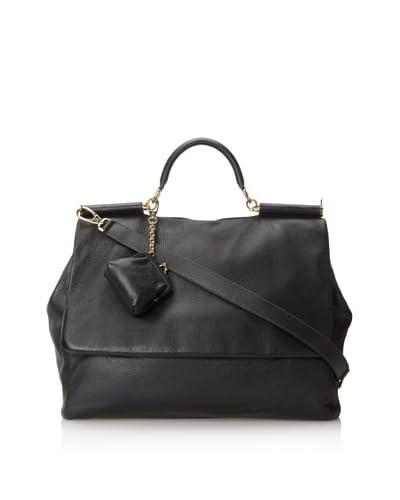 Dolce & Gabbana Women's Big Sicily Mama Bag, Black
