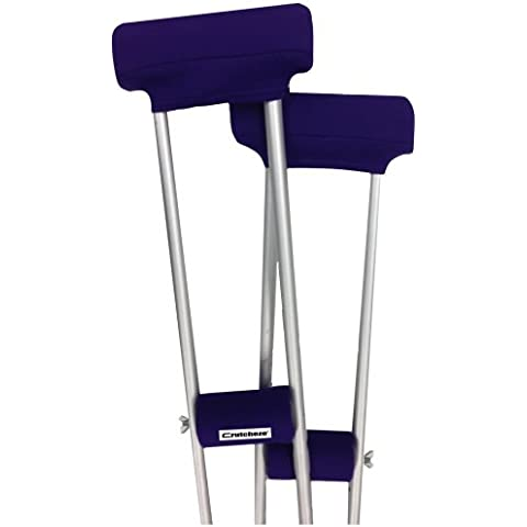 Hand Pads For Crutches Purple Crutch Pads Covers