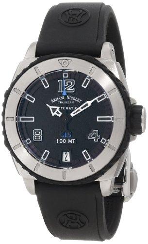 Armand Nicolet 9615A-GR-G9615N - Reloj para mujeres