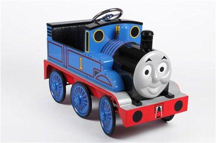 New Thomas Tank Metal Pedal Engine