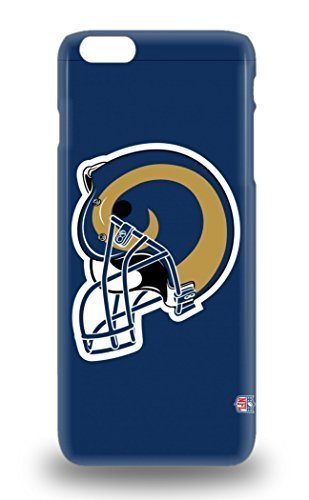 HotNFL St. Louis Rams Logo Tpu 3D PC Soft Case Cover Compatible With Iphone 6 Plus ( Custom Picture iPhone 6, iPhone 6 PLUS, iPhone 5, iPhone 5S, iPhone 5C, iPhone 4, iPhone 4S,Galaxy S6,Galaxy S5,Galaxy S4,Galaxy S3,Note 3,iPad Mini-Mini 2,iPad Air )