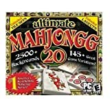 Video Games - Ultimate Mahjongg 20 (Jewel Case)
