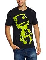 Bravado Little Big Planet - Sack Boy (Green) Men's T-Shirt