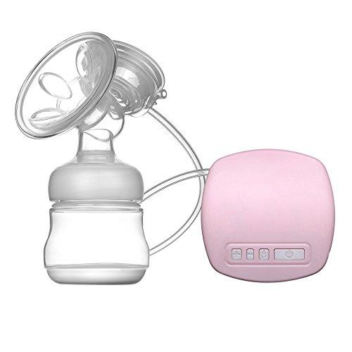 Anself Salute singolo privo di BPA tiralatte elettrico pompa seno confortevole pratico...