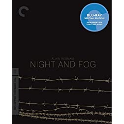 Night and Fog [Blu-ray]