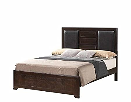 Palmetto Eastern King Bed with Panel Footboard