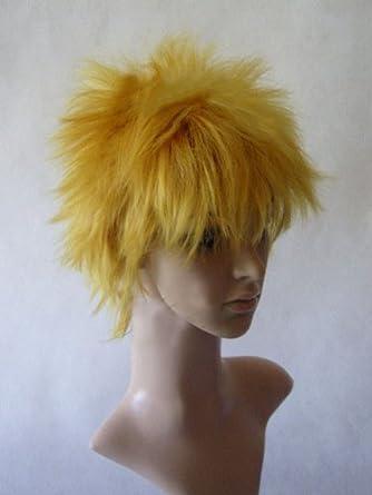 Topbill Fashion Cute Naruto Anime Kurosaki Ichigo Cosplay Wigs