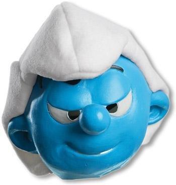 maschera-smurf-hefty