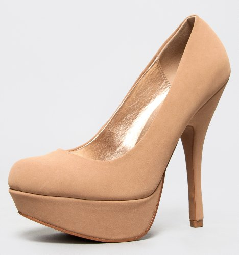 ONYX-01X Basic Platform High Heel Pump