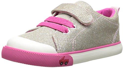 See Kai Run Ezra Sneaker (Infant/Toddler),Gold,5 M Us Toddler front-514092