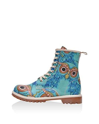 Dogo Botas de cordones Owl