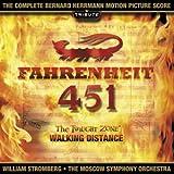 Bernard Herrmann FAHRENHEIT 451 / TWILIGHT ZONE: WALKING DISTANCE SOUNDTRACK