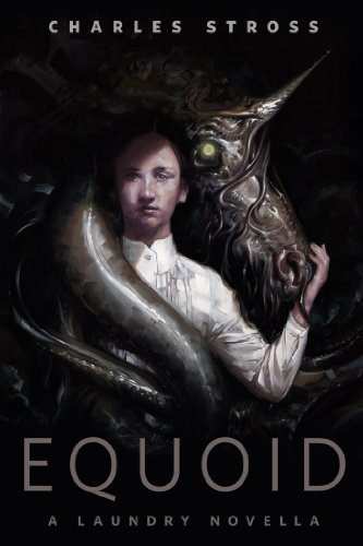 Equoid: A Laundry novella cover