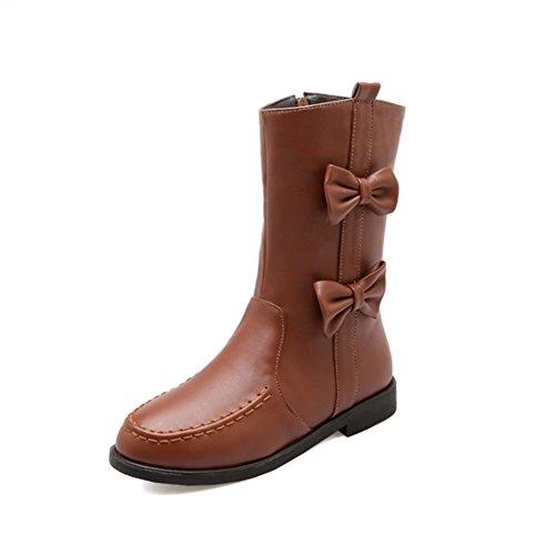 nudo-de-dulce-mariposa-plana-botas-para-otono-invierno-muchachas-de-la-manera-salvaje-boots-botas-de