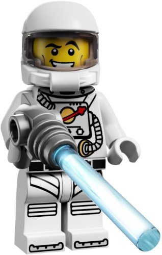 LEGO Minifigur Sammlerstück: Astronaut(Serie