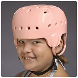 Soft Shell Helmet - Color: Pink, Size: X-Small