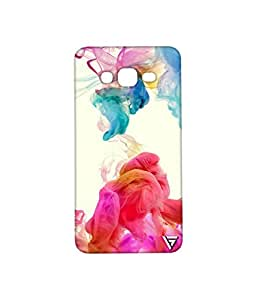 Vogueshell Multicolour Pattern Printed Symmetry PRO Series Hard Back Case for Samsung Galaxy Grand Prime