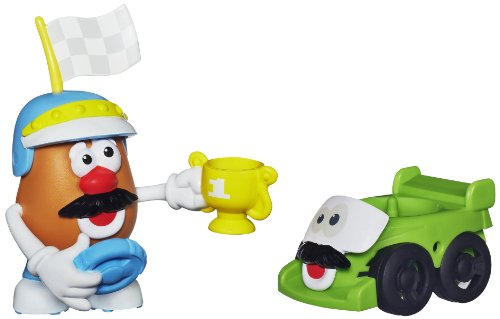 Playskool Mr. Potato Head Little Taters Big Adventures Speed Tater Toy Figure front-988452