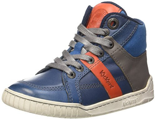 kickers-wincut-sneakers-hautes-garcons-bleu-marine-orange-25-eu