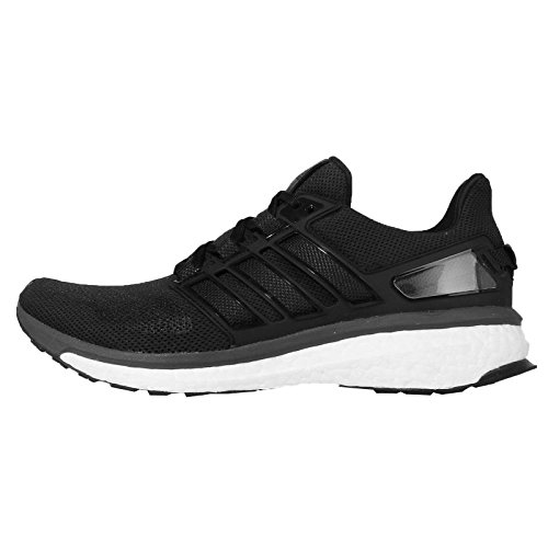 Adidas Energy Boost 3 Running Shoes - SS16 - 11.5 - Black (Mens Energy Boost compare prices)