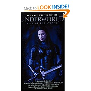 Underworld: Rise of the Lycans (Underworld (Pocket Star Books)) by Greg Cox