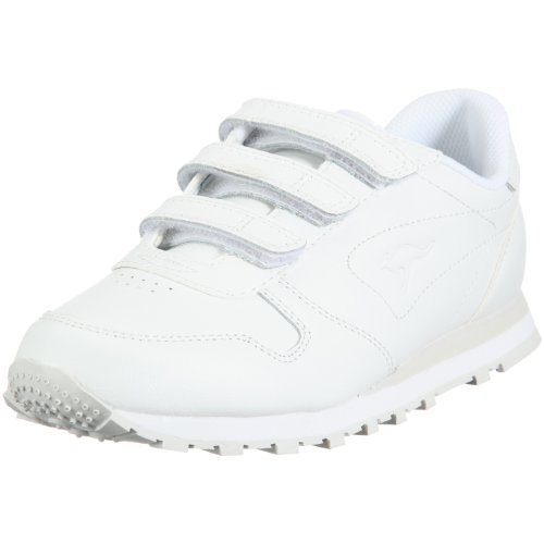 KangaROOS Women's Classic-V Shoes 31497/000 Wht 000 4 UK