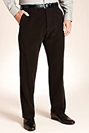Big & Tall Pure Cotton Moleskin Trousers