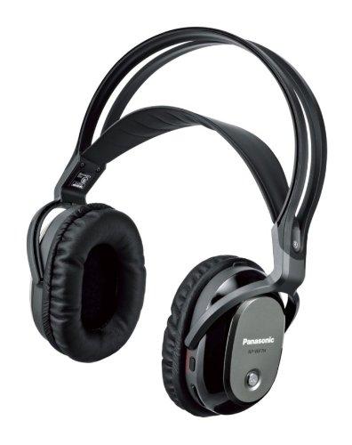 Panasonicデジタルワイヤレスサラウンドヘッドホンシステム ブラック RP-WF7-K