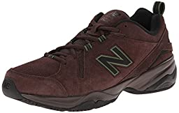 New Balance Men\'s MX608V4 Training Shoe,Brown,10.5 D US