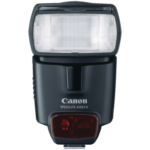 Canon Speedlite 430EX II Flash for Canon Digital 