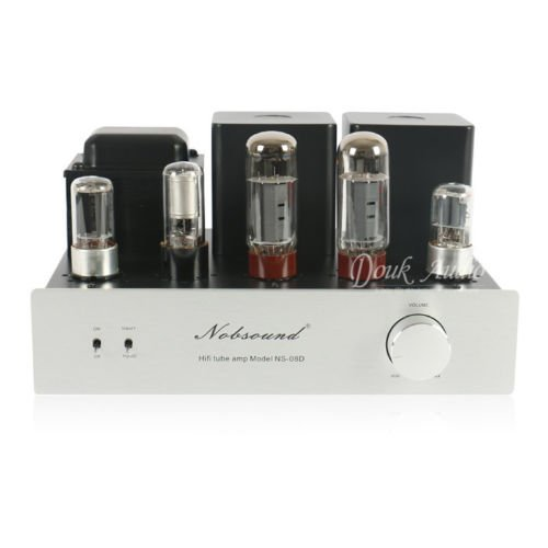 Nobsound® EL34 single-ended class A Tube Amplifier Hifi Stereo Valve AMP 11W+11W