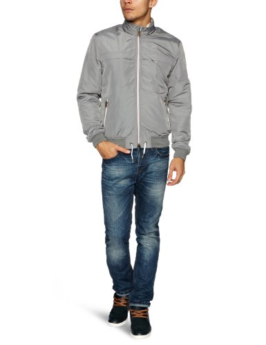 Pepe Jeans London PM400517 - Curtis Men's Jacket Gravel Small