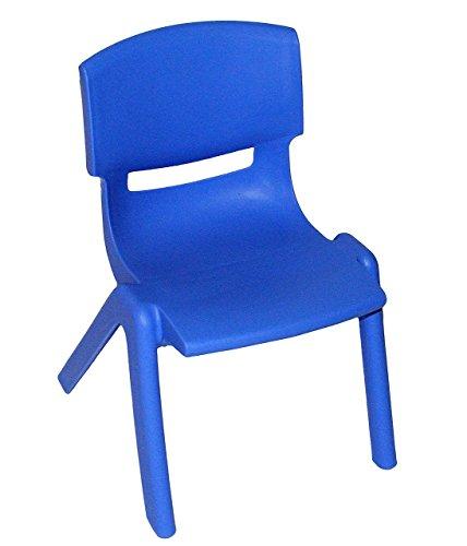 Kinderstuhl-BLAU-bis-100-kg-belastbar-stapelbar-kippsicher-fr-INNEN-AUEN-Plastik-Kunststoff-Kindermbel-fr-Mdchen-Jungen-Stuhl-Sthle-Kinderzimmer-Plastikstuhl-Kinder-Gartenmbel-Tischgruppe