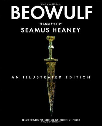 Illustrated Book Cover Quote : Beowulf seamus heaney quotes quotesgram