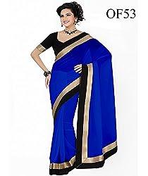 kesar fashion chiffon saree