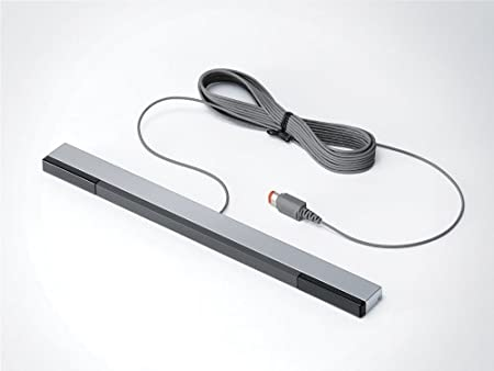 wired sensor bar for nintendo wii