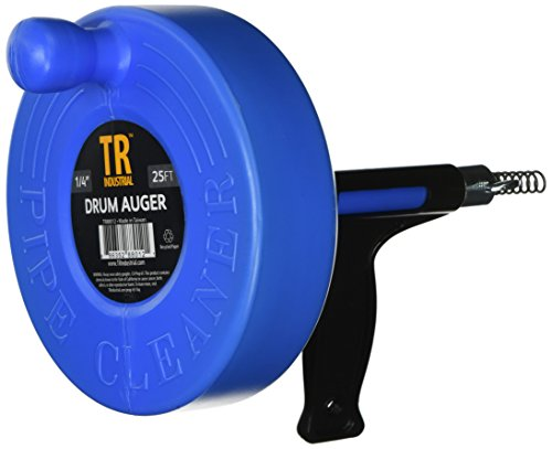 TR-Industrial-Drum-Auger-for-Plumbing-14-inch-x-25-Feet-Spring-Cable