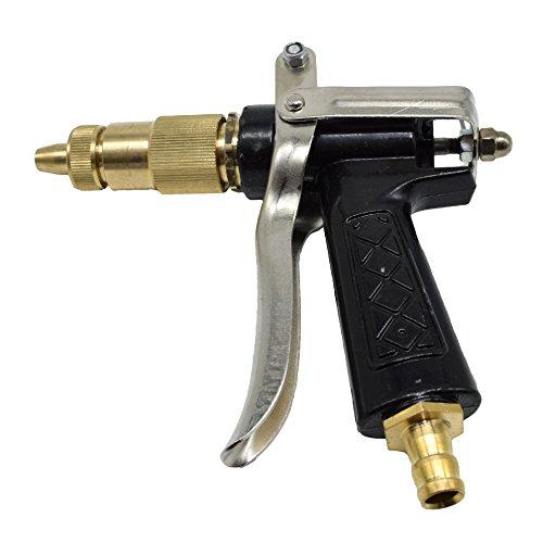 選べる 散水 ノズル 鉄砲型 園芸 農業 洗車 洗浄 防除 動噴 (ニップル12mm)