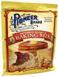 Pioneer Buttermilk Biscuit & Baking Mix 6 Oz (Pack of 5) (Pioneer Pancake Mix compare prices)