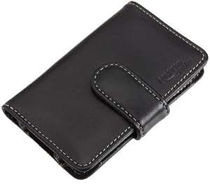 AmazonBasics Étui en cuir pour iTouch/iPod 3G Noir