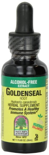 Nature's Answer Goldenseal Root, 1-Ounce
